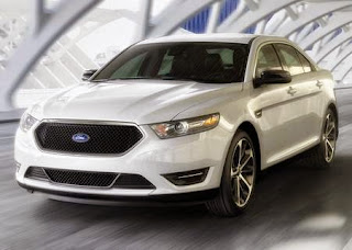 2015 Ford Taurus Limited AWD Review