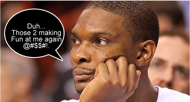 Like A Bosh (Chris Bosh Theme Song) | NBA FUNNY MOMENTS