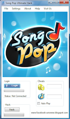 Song Pop Hack