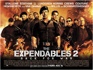 Download Gratis The Expendables 2 (2012) BluRay