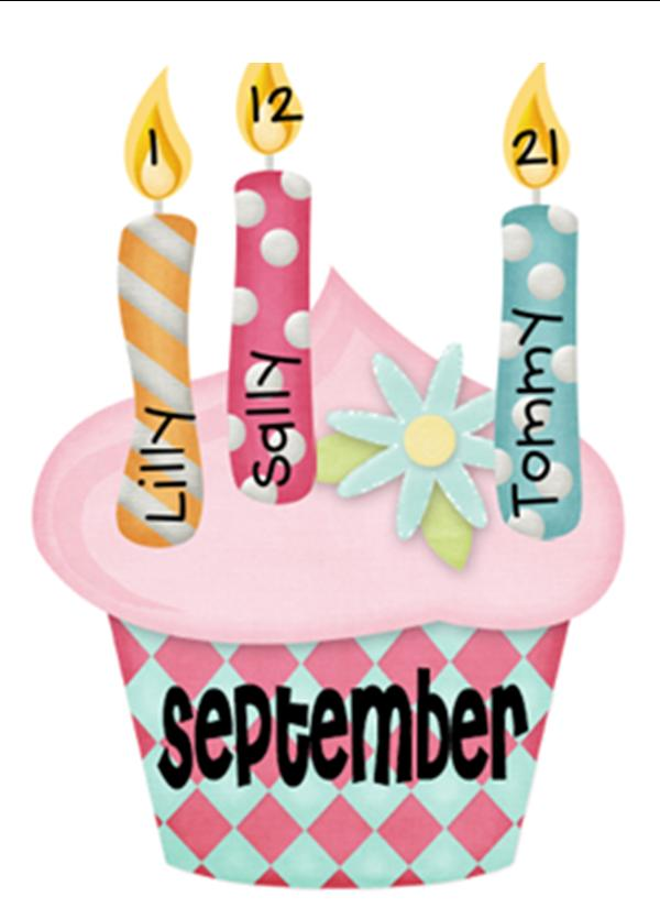 Cupcake Birthday Bulletin Board Printables | Search Results | Calendar ...