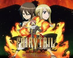Download Fairy Tail  Movie Priestess of the Phoenix