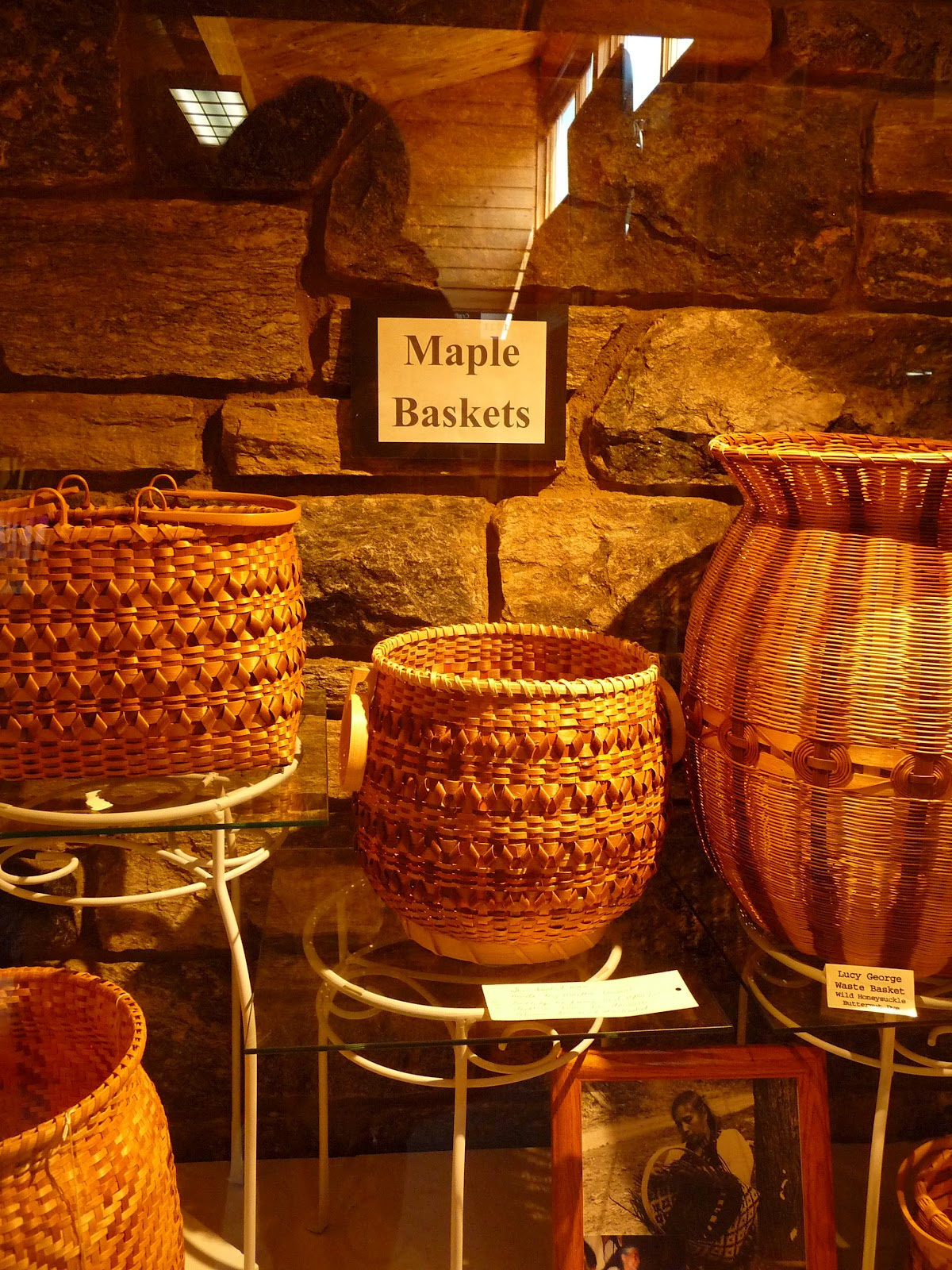 Basket Weaving Origin : Cherokee arts crafts history