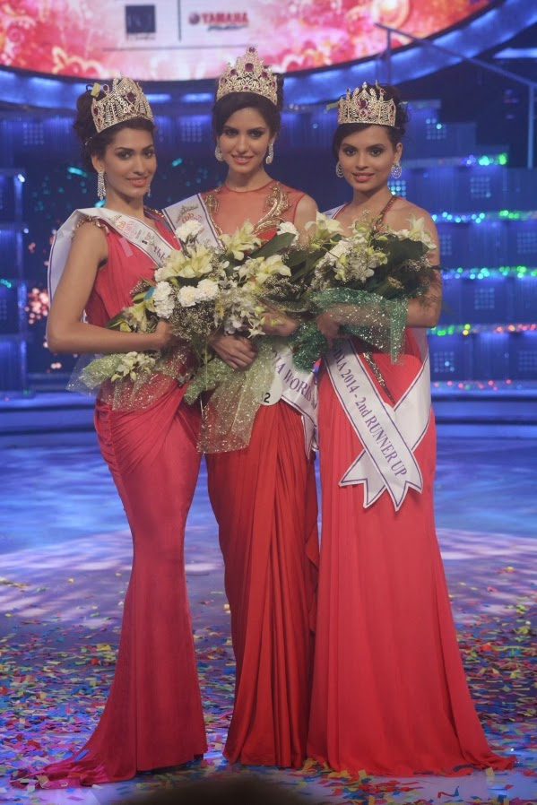 fmm Femina Miss India 2014 winners Koyal Rana