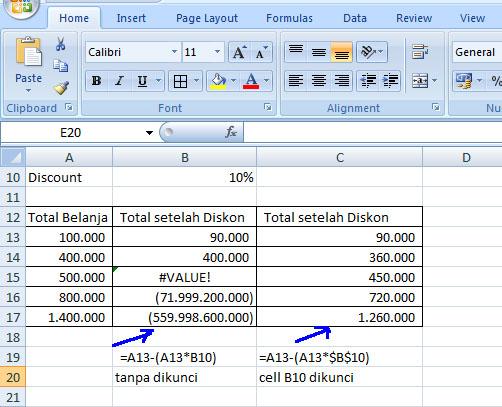 jpeg 86kB, Belajar Microsoft Excel Tutorial Dan Fungsi | Review Ebooks ...