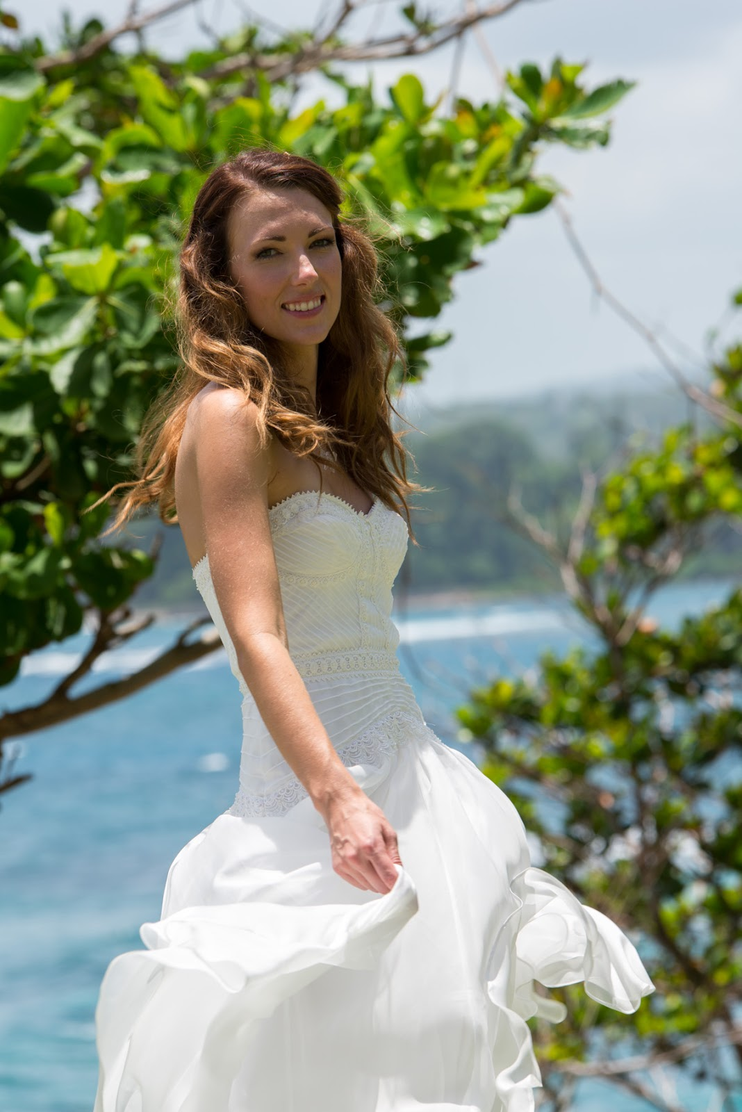 wedding dress, mignon