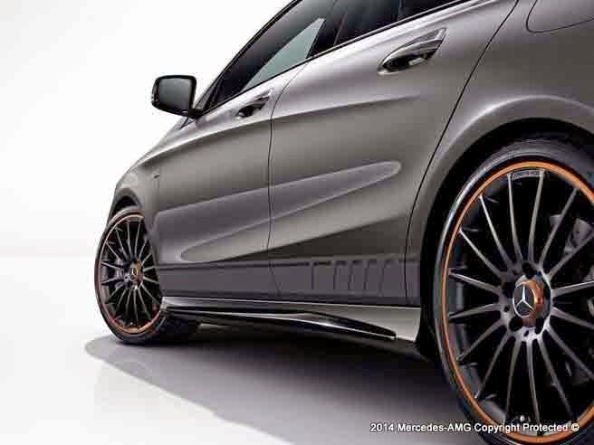 2015 Mercedes Benz CLA45 AMG Release Date