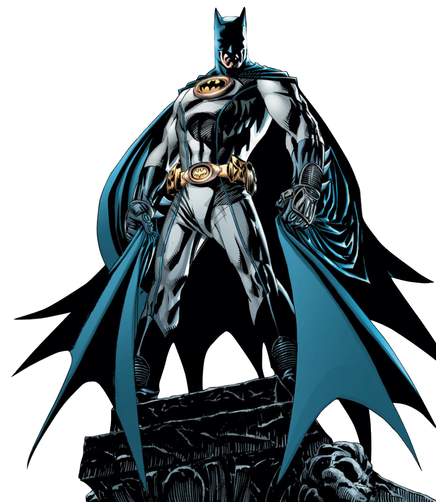 Batman Prevails Over The Captain Due To His Tactics And The Ability To