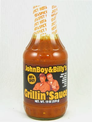 Johnboy & Billy's Hot BBQ Sauce