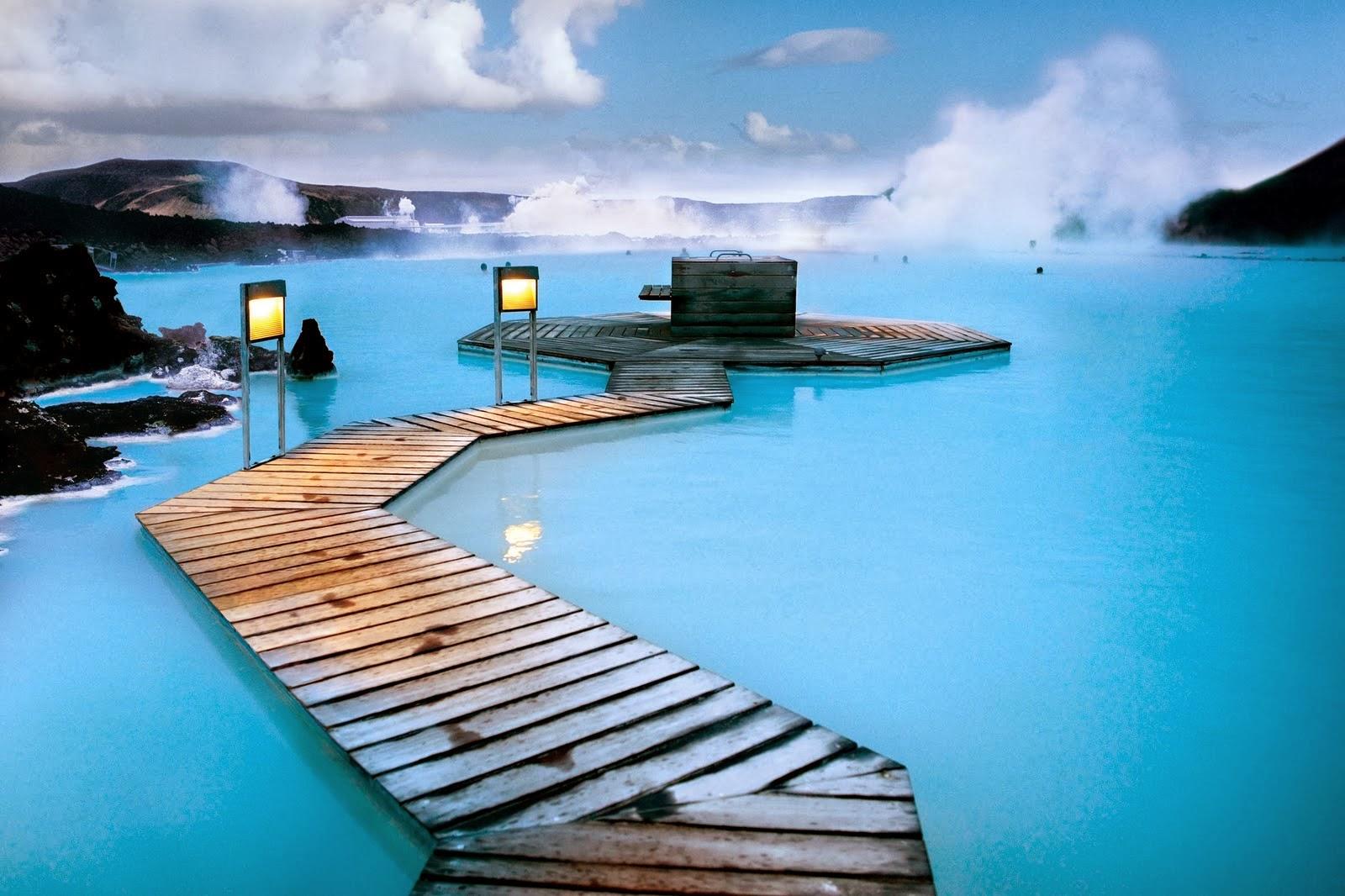 冰島藍湖旅遊