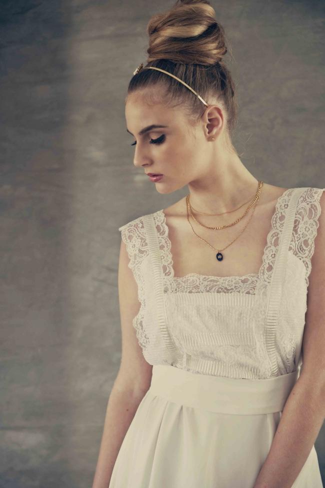Fabulosos vestidos de novias | Colección Jaffa Lilium