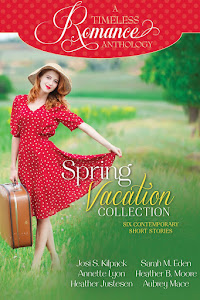 Spring Vacation Collection e-book exclusive