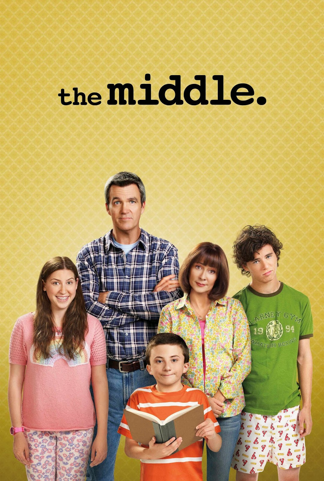 The Middle: 1°, 2°, 3º e 4° Temporadas Completas