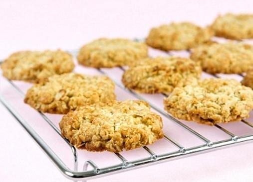 Galletas de avena y germen de trigo