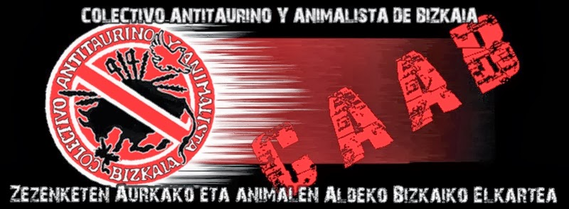 Colectivo Antitaurino y Animalista de Bizkaia