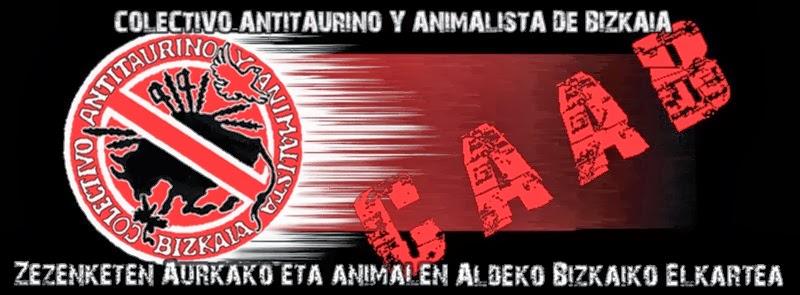 Colectivo Antitaurino y Animalista de Bizkaia