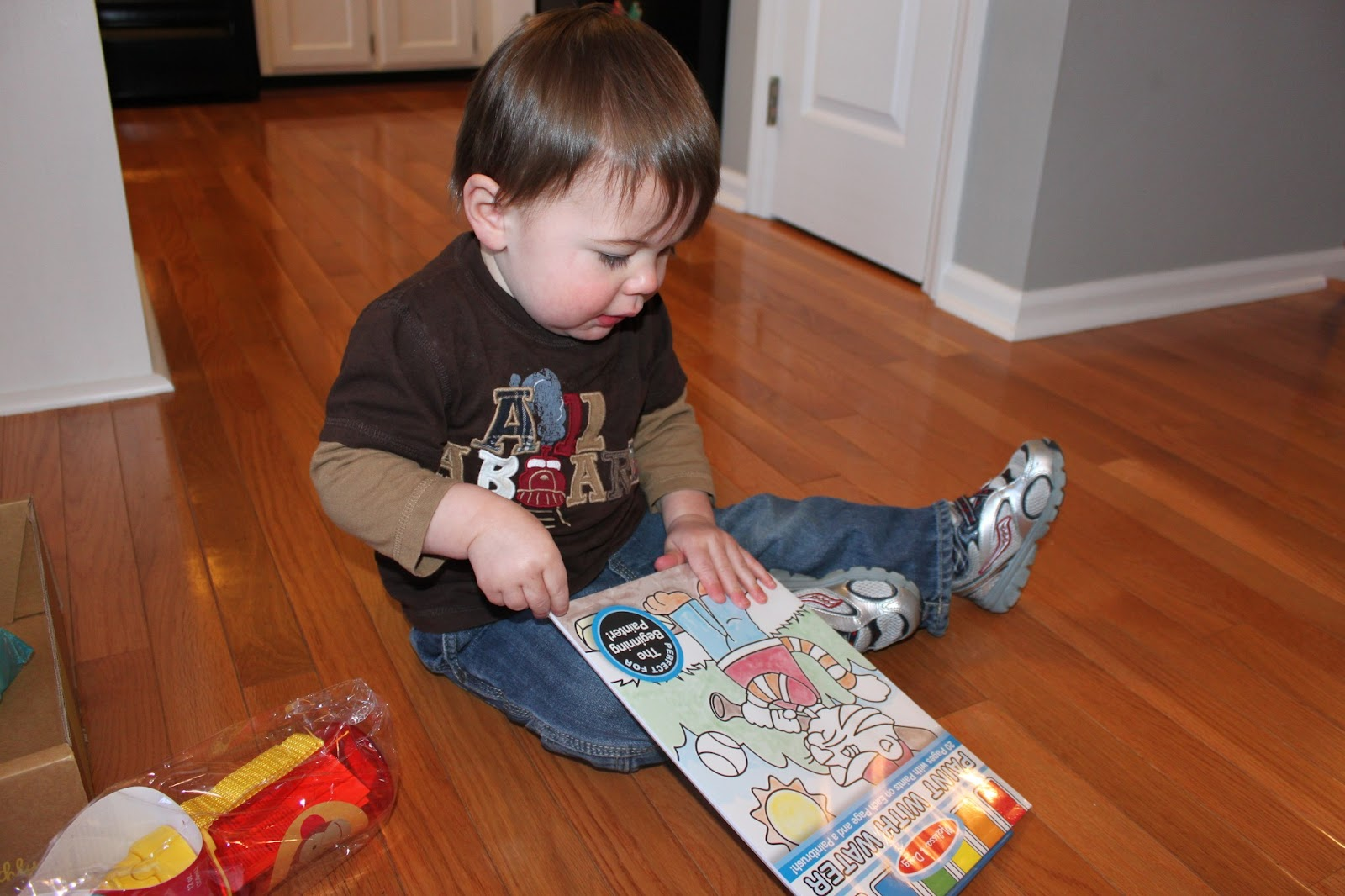 Baby Toys 18 24 Months : His plan not ours citrus lane review august month
