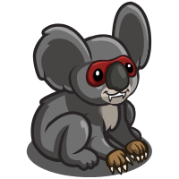 FarmVille Drop Bear
