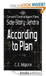 Free eBook Feature: According To Plan by C.E. Kilgore