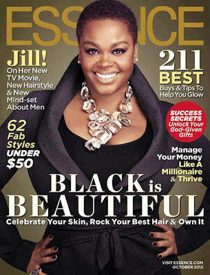 Jill Scott on Essence Magazine Cover