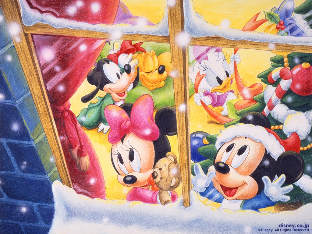 disney christmas wallpapers disney holiday pictures disney cool christmas photos