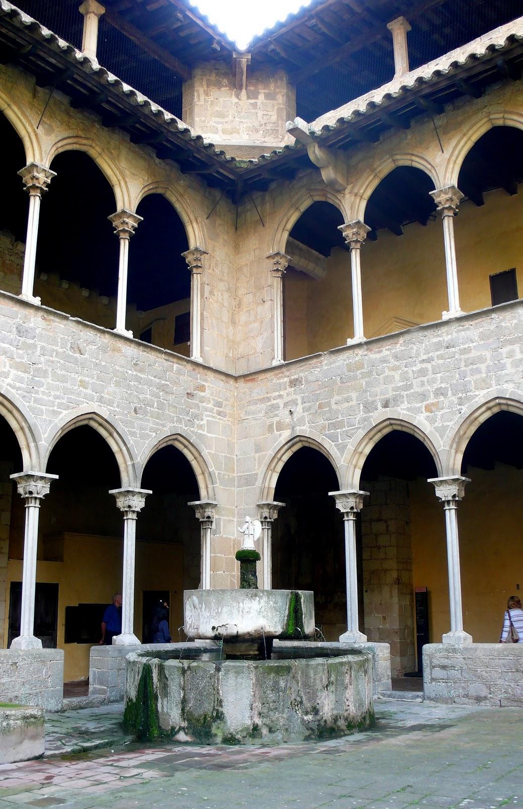 Mi barcelona monasterio de pedralbes - Casa en moncada ...