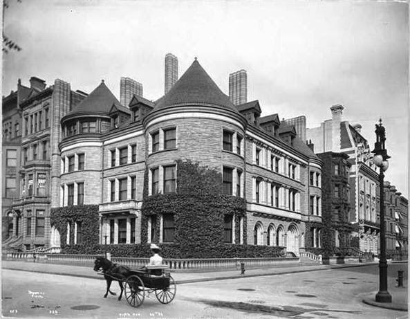 Daytonian In Manhattan The Lost H O Havemeyer Mansion