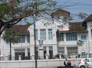 Archbishop of Verapoly residence in Ernakulam
