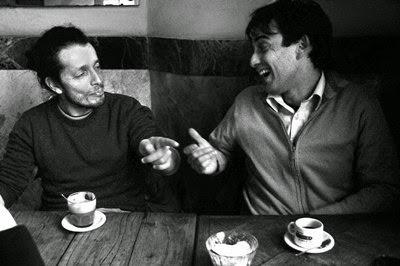 Ernesto Díaz y Fabián Severo