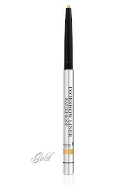 Dior Collection Grand Bal Diorshow Liner Waterproof Gold