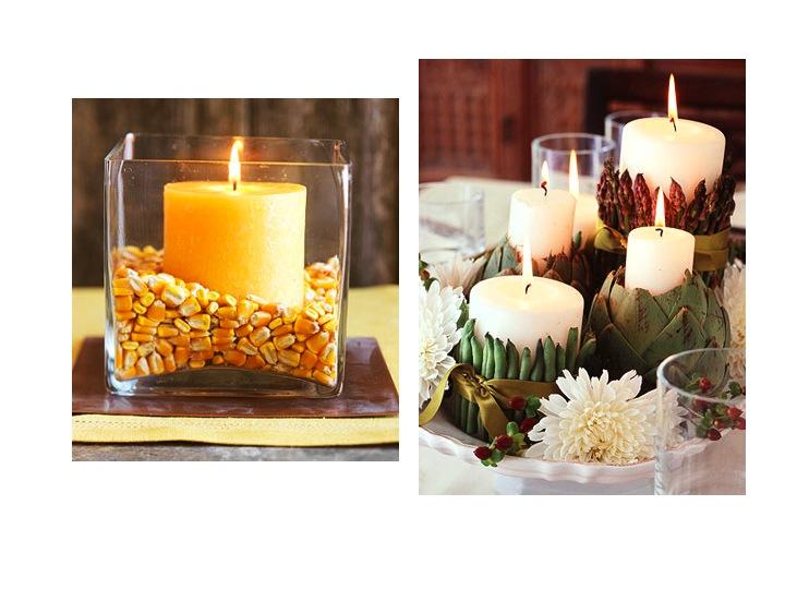 Thanksgiving Centerpiece Ideas | High Beam Events