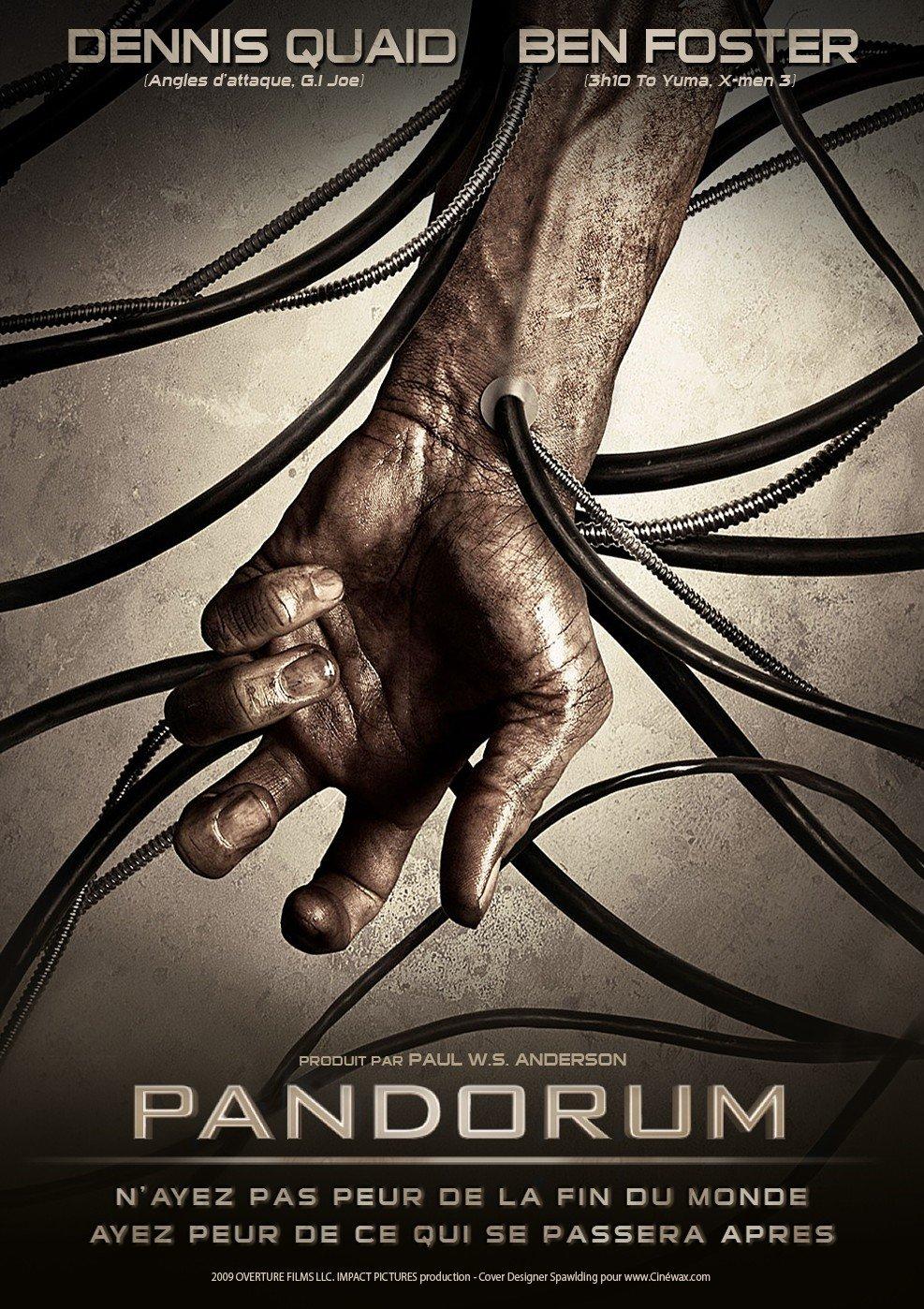 Bí Mật Chết Chóc pandorum 2009 4663 poster