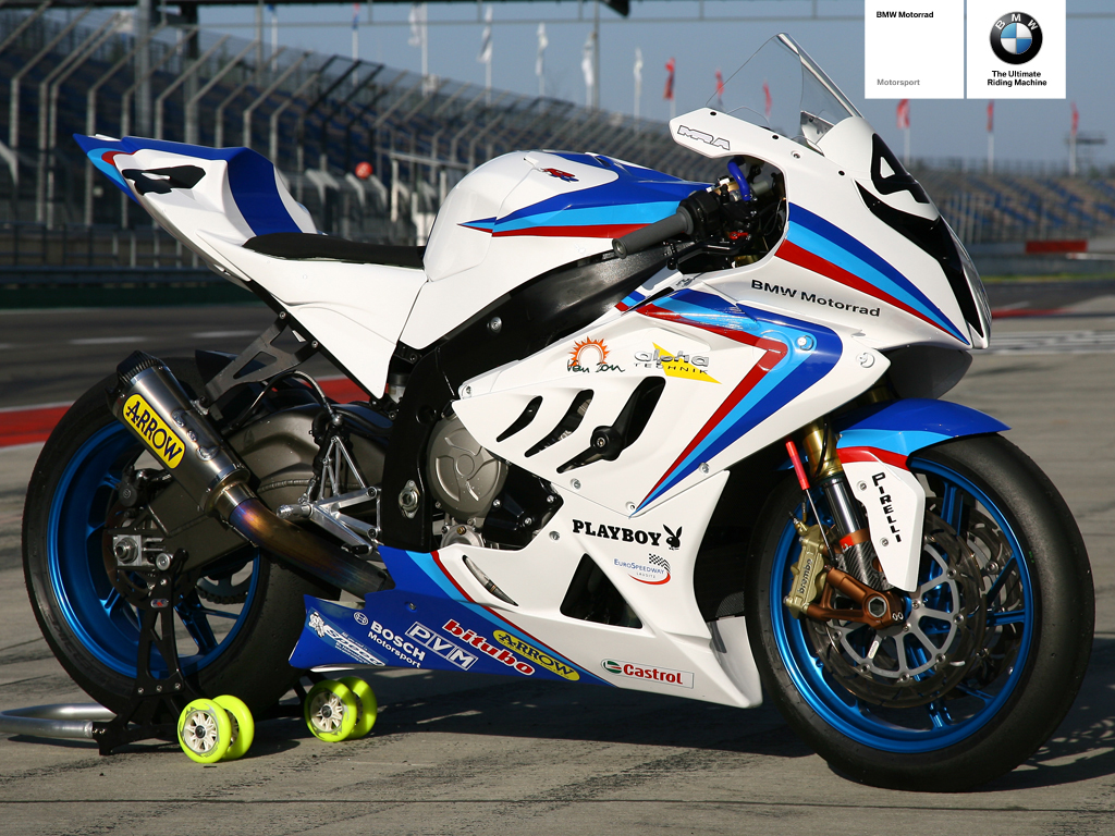Bikes Wallpapers: BMW S100rr Wallpapers