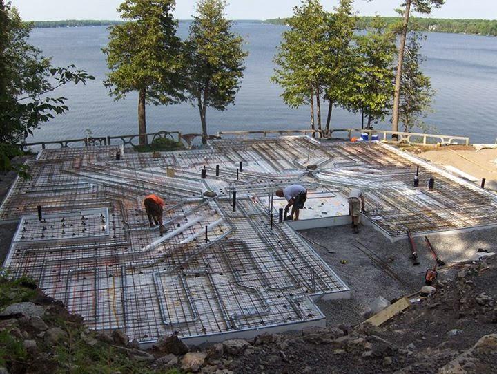 Foundations slabs design expansive soils on grade for Slab built homes