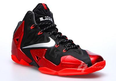 NBA 2K13 Nike Lebron 11 Shoes Pack