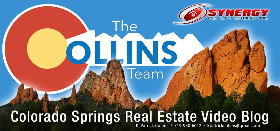 Colorado Springs Real Estate Video Blog with Patrick Collins
