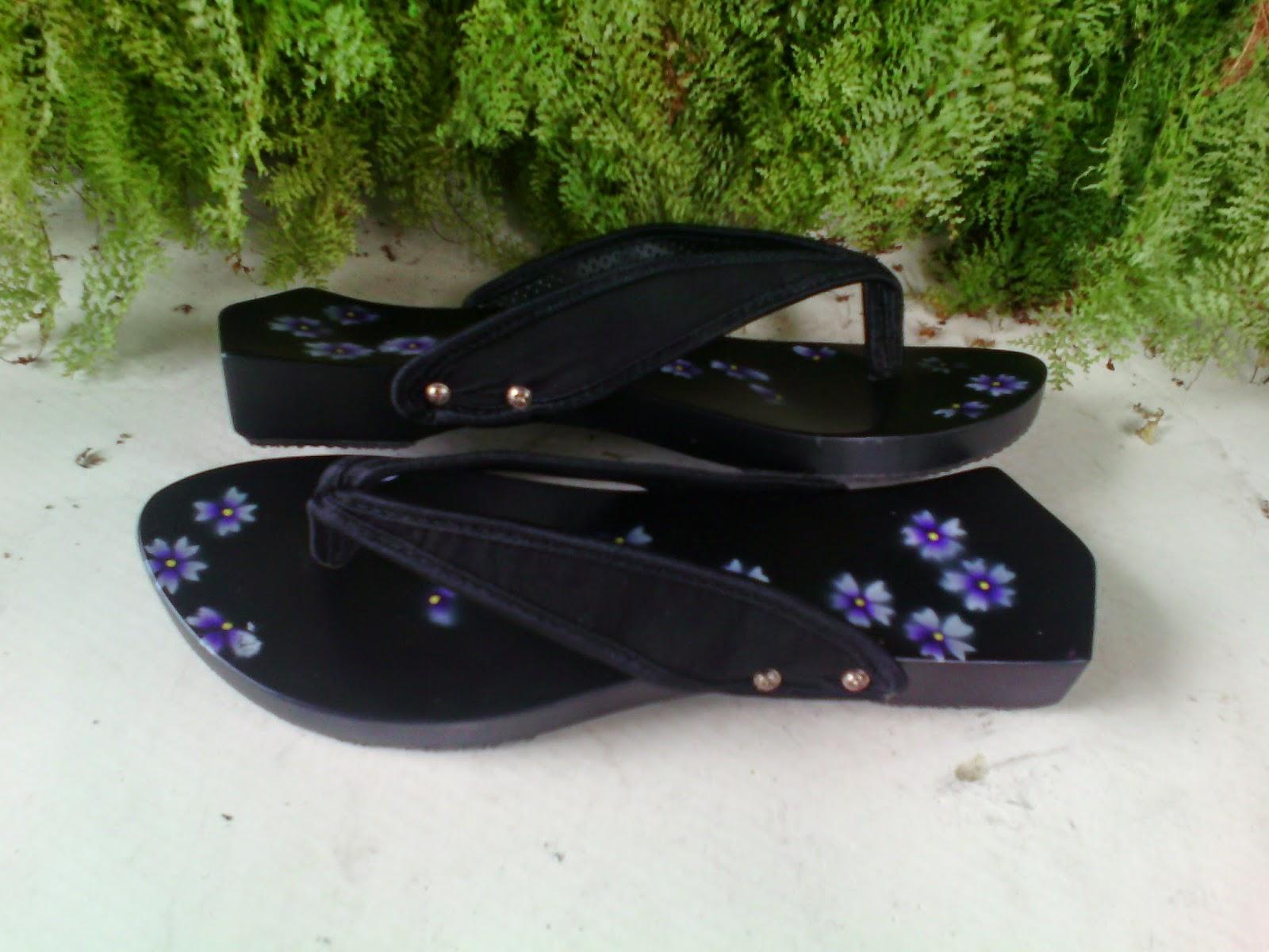 Sandal Kelom Cantik Kelom Geulis Tasikmalaya