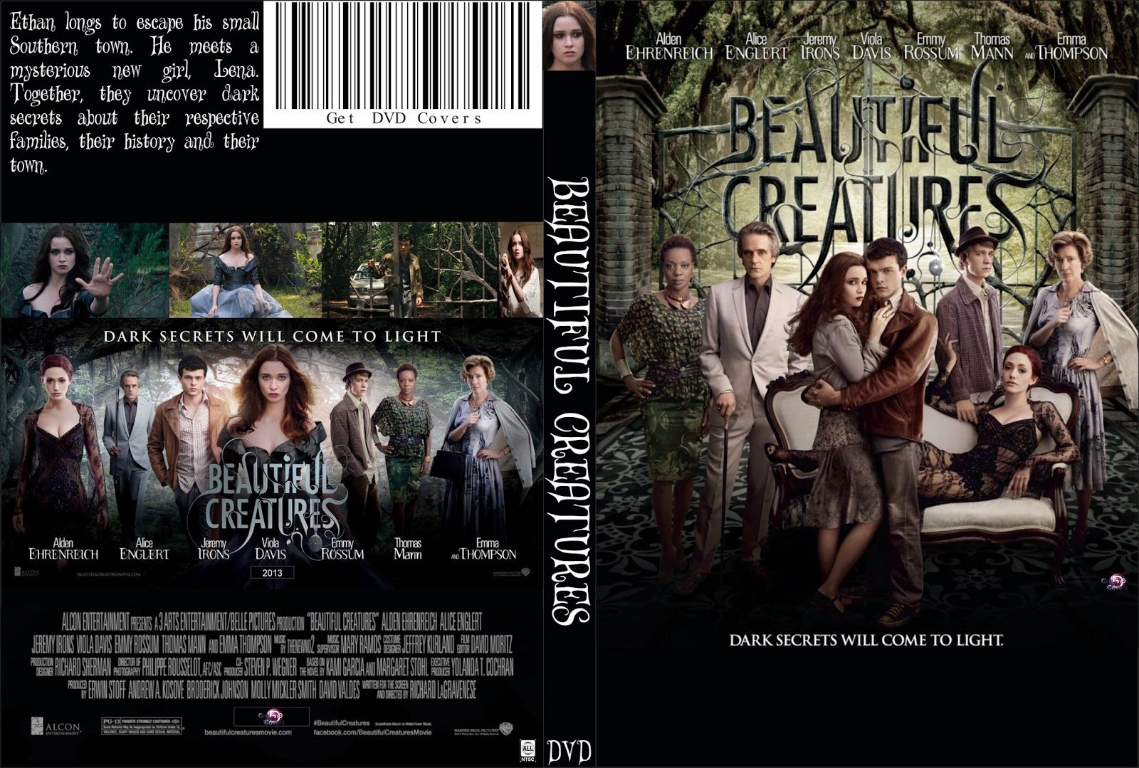 Beautiful Creatures - DVDFULL LATINO