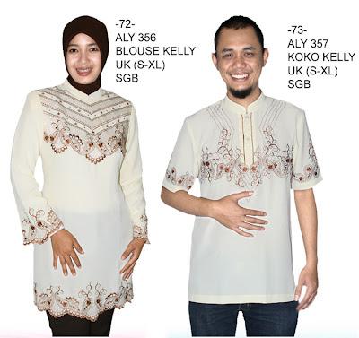 Model Baju Muslim Trend Terbaru
