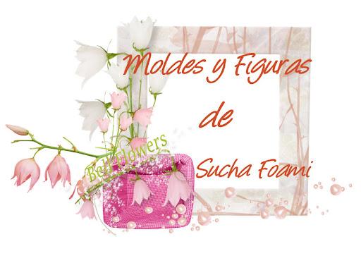 Moldes y Figuras de Sucha Foami