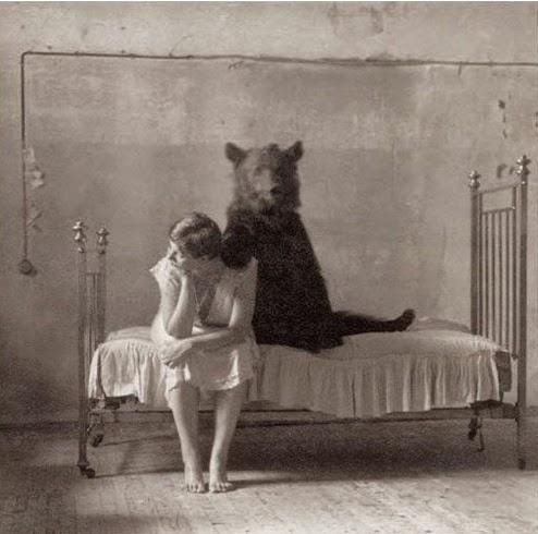 Fotografías antiguas realmente extrañas