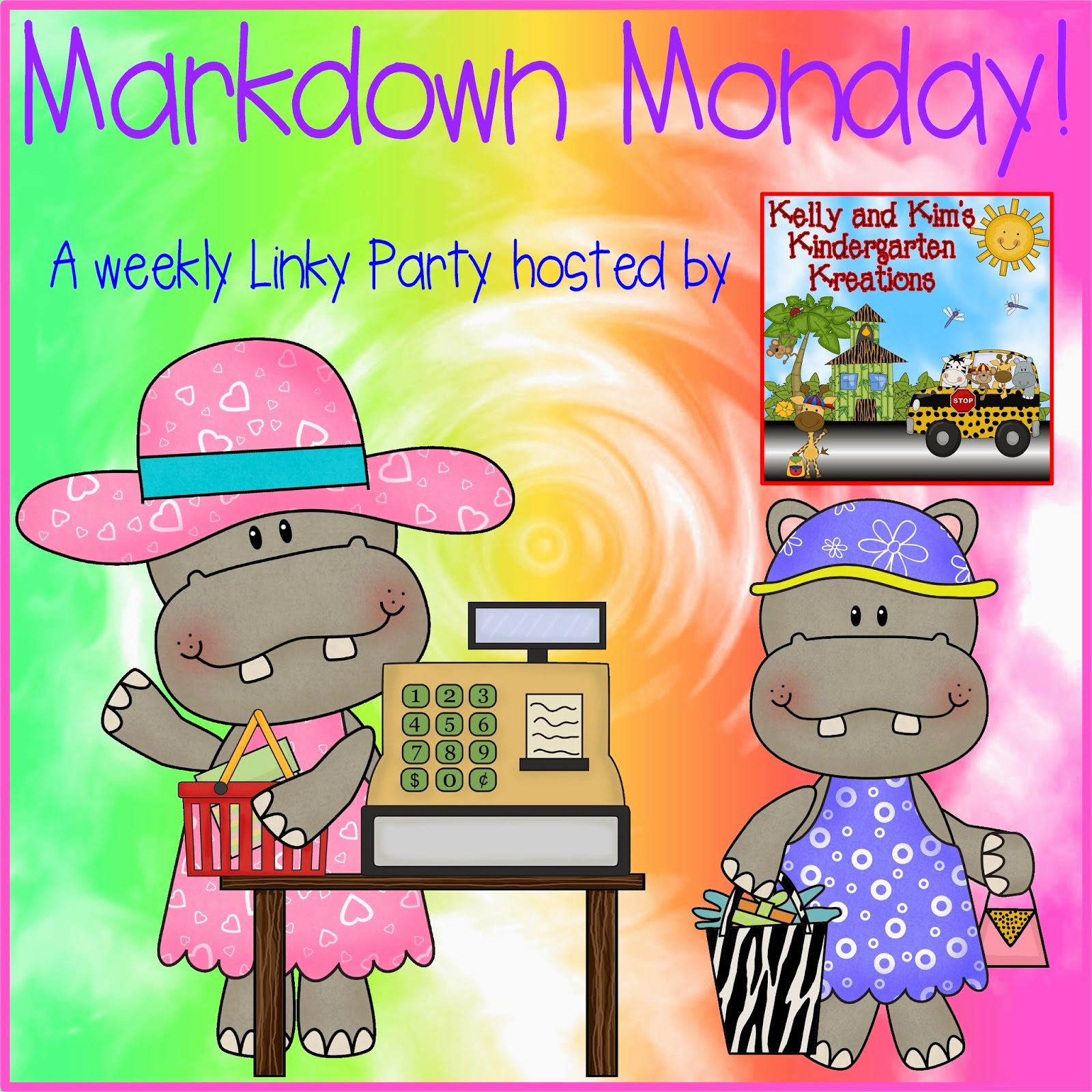 http://kellyandkimskindergarten.blogspot.com/2014/07/markdown-monday-linky-party-july-14th.html