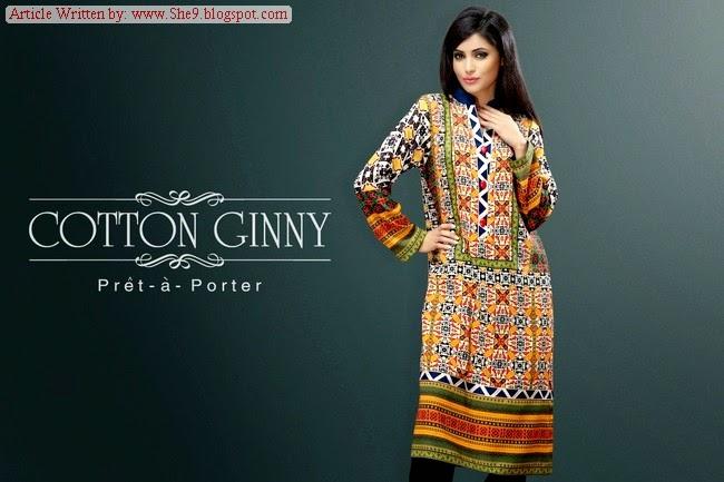 Cotton Ginny Winter-Fall 2014-2015