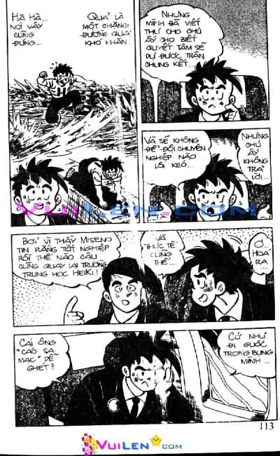 Jindodinho - Đường Dẫn Đến Khung Thành III Tập 29 page 113 Congtruyen24h