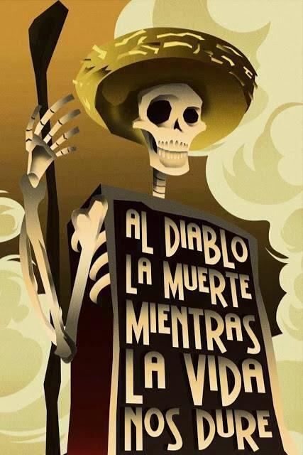 AL DIABLO LA MUERTE