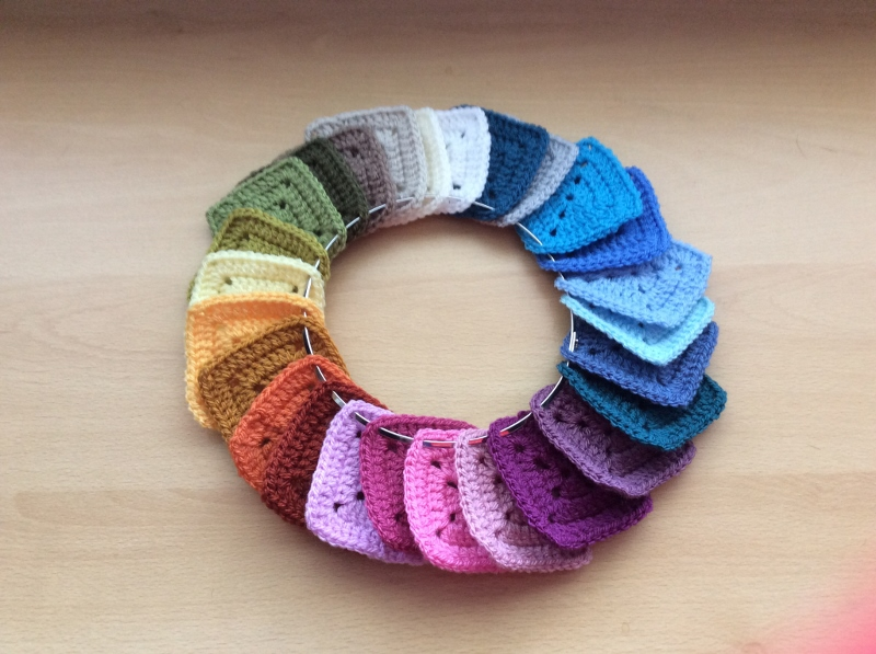 ♥•*¨*•♥Colour Wheel