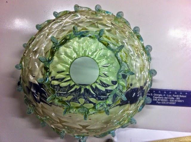 ricambi lampadari vetro : lampadari in vetro di Murano: Ricambi colorati per lampadari in vetro ...