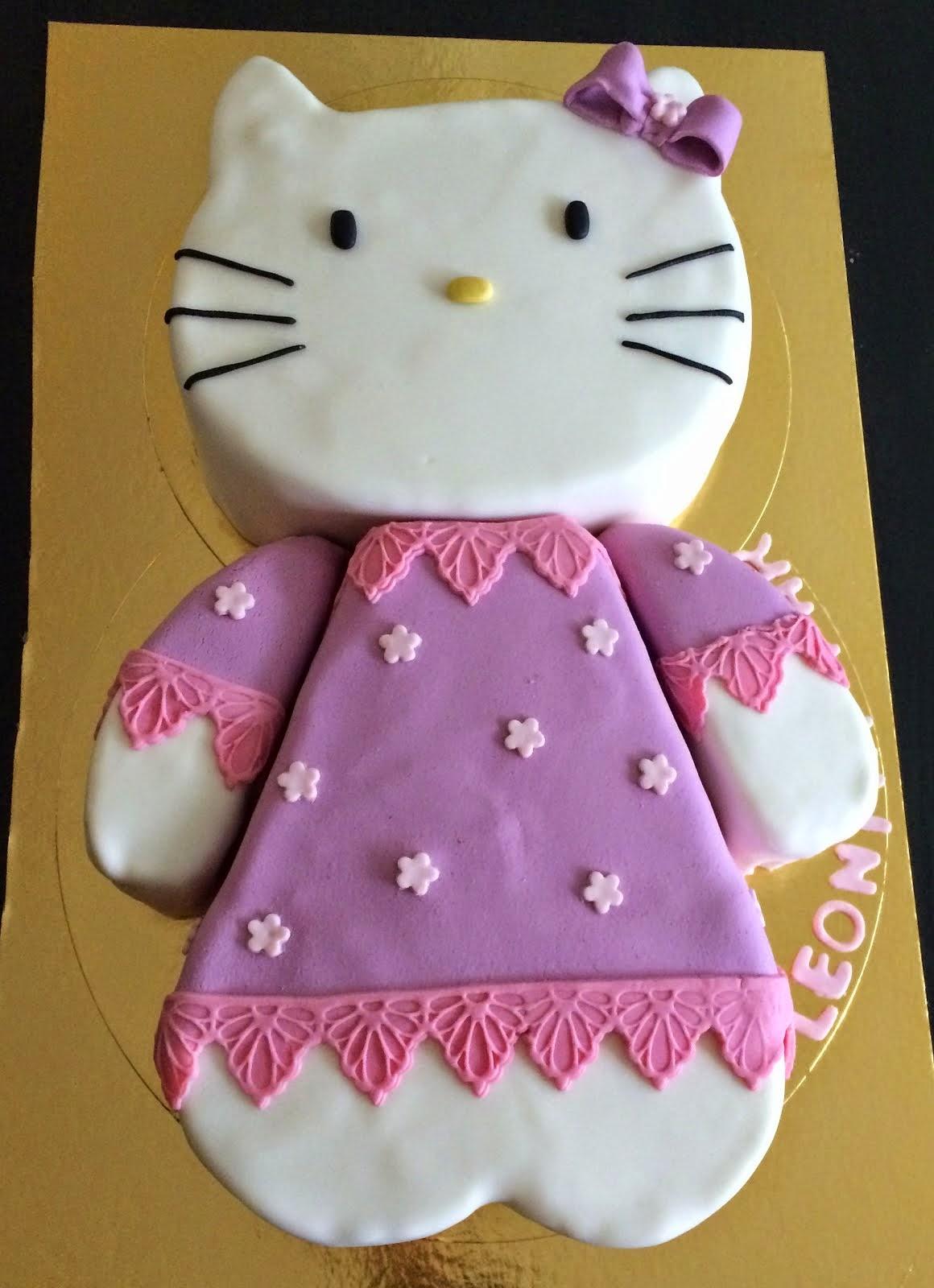 Hello Kittytårta