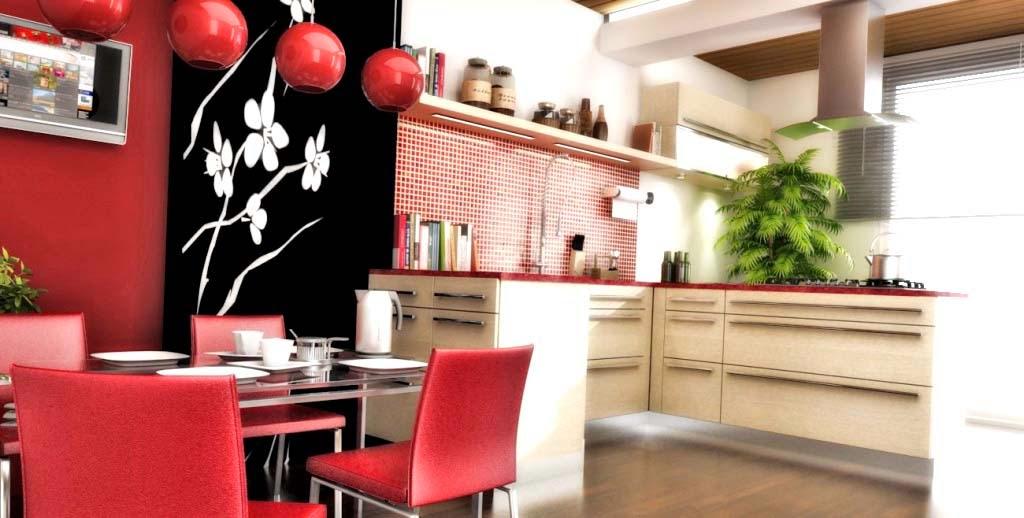 Inspirasi untuk Desain Dapur Asia 2015 yang bagus