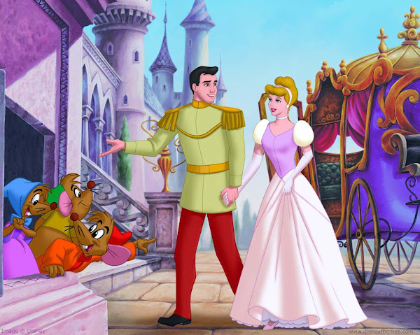 Disney Cinderella Cartoon Movie